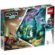 Конструктор Лего Хайдън Сайд - Лабораторията за духове на J.B. LEGO Hidden Side, 70418