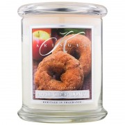 Kringle Candle Apple Cider Donut vonná svíčka 411 g