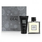L'Homme Ideal Coffret: Eau De Toilette Spray 100ml/3.3oz + Shower Gel 75ml/2.5oz 2pcs L'Homme Ideal Комплект: Тоалетна Вода Спрей 100мл + Душ Гел 75мл