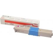 Oki C toner magenta oryginał 46508714