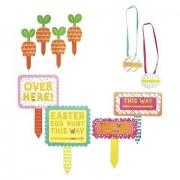 Spritz Easter Egg Hunt Sign Decor Decorating Kit