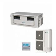 Aparat aer conditionat tip Duct T klima TK-CTH-48+TK-COU-48 Inverter 48000BTU Clasa A Alb