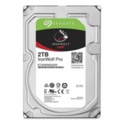 "Твърд диск 2TB Seagate IronWolf Pro, SATA 6Gb/s, 7200 rpm, 128MB кеш, 3.5""(8.89cm)"