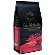 Ciocolata Neagra Premium GUANAJA 70% CACAO, Valrhona, 3Kg