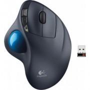 Logitech Mouse Wireless Trackball M570 Zwart