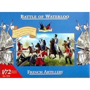 1/72 Battle of Waterloo French Artillery