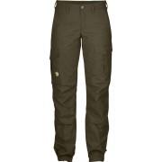 FjallRaven Alta Trousers - Dark Olive - Reisehosen 46
