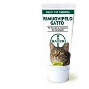 Bayer spa (div.sanita'animale) Rimuovipelo Gatto Pasta 50g