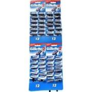 Aparat de ras Gillette 2 card 48 buc