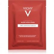 Vichy Liftactiv Hyalu mascarilla alisante para contorno de ojos con ácido hialurónico 2 ud