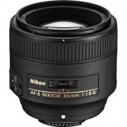 Nikon 85mm f/1.8G - Obiectiv AF-S NIKKOR