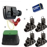 Kit Automatizare Bluetooth 4 zone 9V