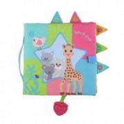Carte senzoriala Girafa Sophie dimensiune mare Vulli
