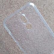 Силиконов калъф за Huawei Mate 10 Lite прозрачен гръб