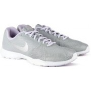 Nike WMNS NIKE FLEX BIJOUX Training & Gym Shoes For Women(Grey)