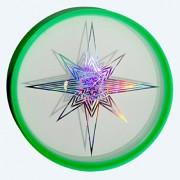 Aerobie Skylighter Disc - Single Unit GREEN