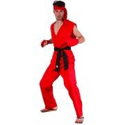 Vegaoo Kostym kung fu herrar One-size