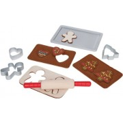Hape-Wooden Ginger Bread Baking Set
