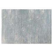 Designtapijt 'FRESH' 160/230 cm lichtblauw met motieven