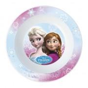 Disney Frozen thema diepe ontbijt bordjes van 16 cm