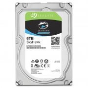Hard disk Seagate SkyHawk 6TB SATA-III 3.5 inch 7200rpm 256MB