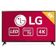 Pantalla Lg 49UJ6200 49 Pulgadas 4K Ultra HD Smart TV LED
