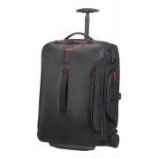 Samsonite Paradiver Light 55cm Cabin Size Duffle Bag & Backpack - Black
