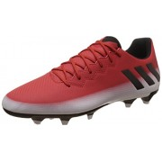 adidas Men's Messi 16.3 FG Red, Cblack And Ftwwht American Football Shoes - 10 UK/India (44.67 EU)