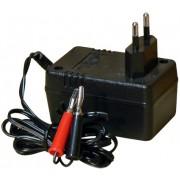 HOLDPEAK 6300A Töltő Hálózati töltő HOLDPEAK 6300A műszerhez 12VDC 500mA.