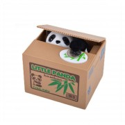 Dibujos animados panda hucha