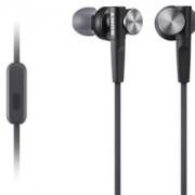 Слушалки Sony Headset MDR-XB50AP black - MDRXB50APB.CE7