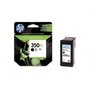 HP Cartucho HP 350XL Negro (CB336EE)