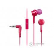 Casti Panasonic RP-TCM105E, pink