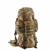Caribee platoon auscam 70l - mochila militar de montaña