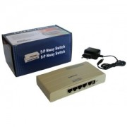 REPOTEC 5P NWAY FAST ETHERNET SWITCH RP-1705K