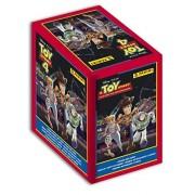 Toy Story 4. Caja de 50 sobres.(200 estampas + 50 tarjetas)
