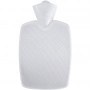 Geen Kunststof kruik wit 1,8 liter zonder hoes