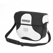 Ortlieb Ultimate6 M Classic - white-black - Handelbar Bags