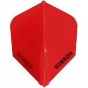 Robson Darts Flights - Robson Plus Flight Std.6 Red