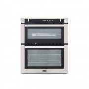 Stoves SGB700PS Stainless Steel Double Built Under Gas Oven