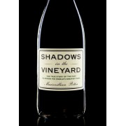Shadows in the Vineyard: The True Story of the Plot to Poison the World's Greatest Wine, Hardcover/Maximillian Potter