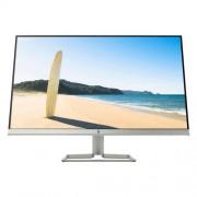 Hp Qualità Dell'Immagine Perfetta Con Questo Monitor Micro-Edge Ultrasottile Con Angoli Di Visione Ultra-Ampi E Audio Integrato