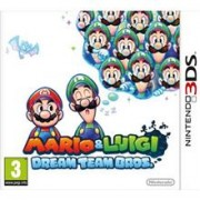 Mario And Luigi Dream Team Bros. Nintendo 3Ds