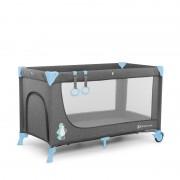 Kinderkraft prenosivi krevetac JOY blue