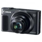 Цифров фотоапарат Canon PowerShot SX620 HS, Черен, AJ1072C002AA