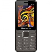 Karbonn 24 PLUS Dual Sim Mobile With 1800 mAh Battery/2.4 Inch Display/ Camera/Auto Call Recording/Mobile Tracker