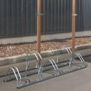 ProSignalisation Râtelier pour vélos cote à cote au sol