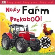 Noisy Farm Peekaboo!, Hardcover