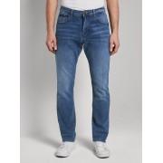 TOM TAILOR Jeans Josh regular slim, Heren, light stone wash denim, 32/32