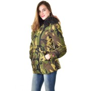 Retro Jeans női kabát ISLEEN 22M009-J10X230